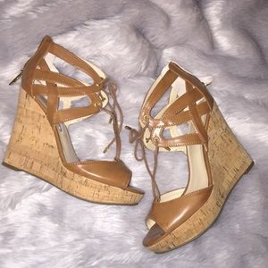 Guess | Lace Wedges | 8